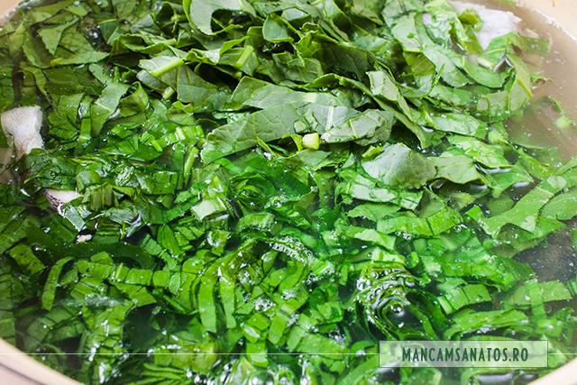 stevie si leurda, pentru ciorba de pastravi