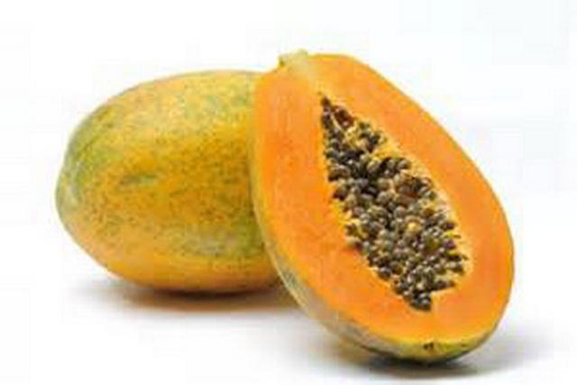 fructul papaya