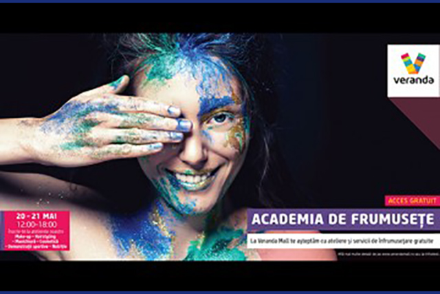 Academia de frumusete Veranda Mall- Highlight Agency