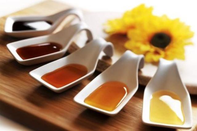 uleiuri vegetale comestibile, diverse