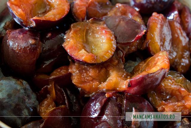 prune, la fiert, pentru dulceata fara zahar