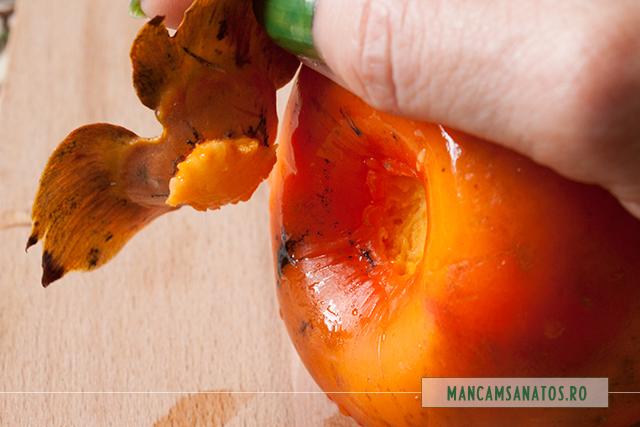 fruct de kaki pentru desfacut