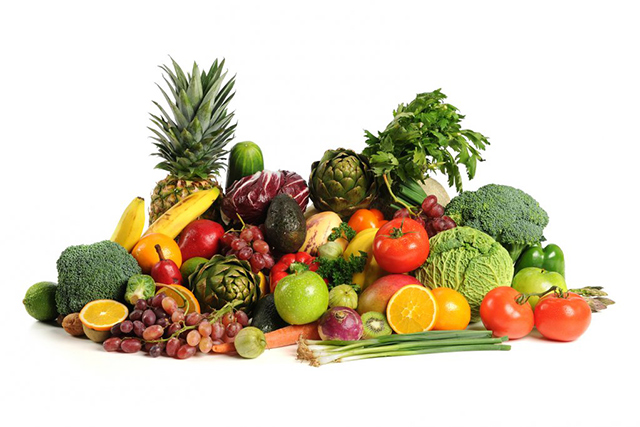 fructe si legume sanatoase