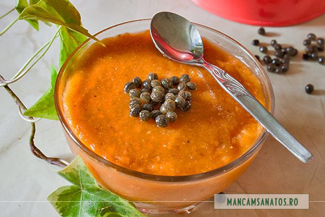piure de papaya