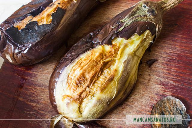 vinete coapte pentru tocana cu marar si seminte de anason