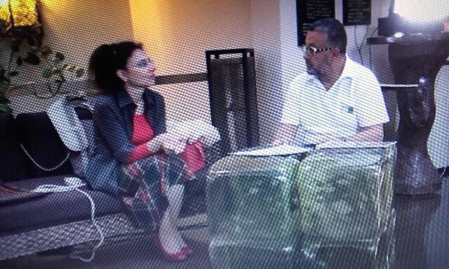 invitatie la Casa Jad, interviu Tiberiu Tulpan