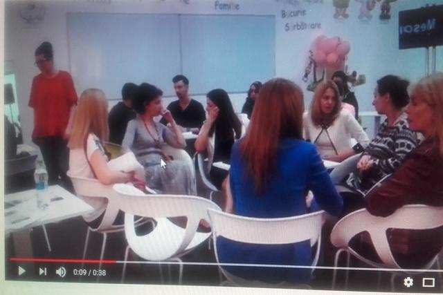 nutritionisti Masterclass la Academia de Frumusete Veranda Mall 20 mai 2017