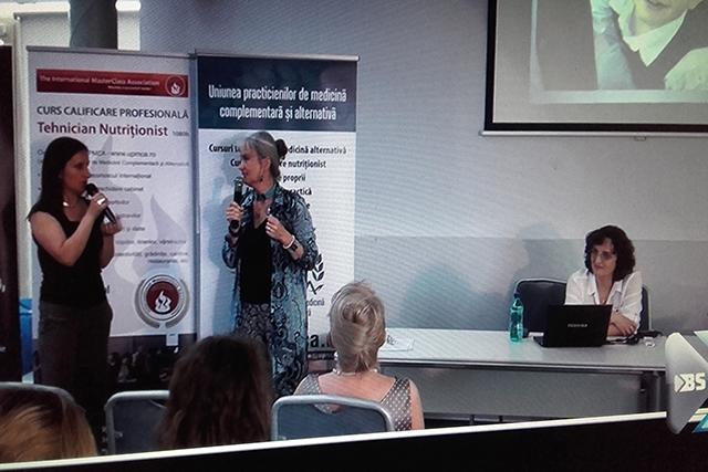 Congresul International al UPMCA ed a 2-a 2017, Bucuresti