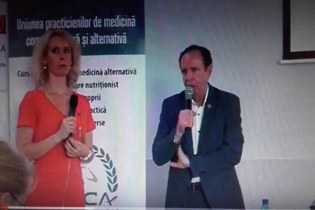 prezentare produse Ramissio-Congresul INnernational de MCA, 2017