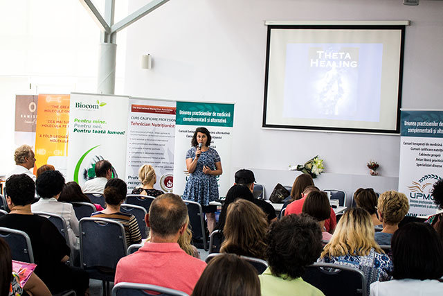 THETA HEALING-Anca Balogh-CONGRES UPMCA 2018
