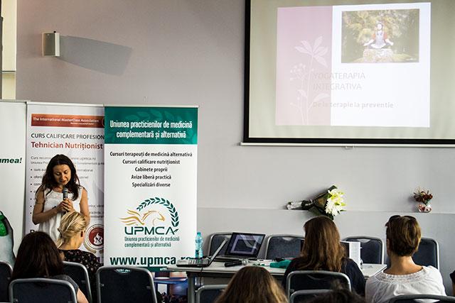 YOGA THERAPY- Oana Stefanescu-CONGRES UPMCA 2018