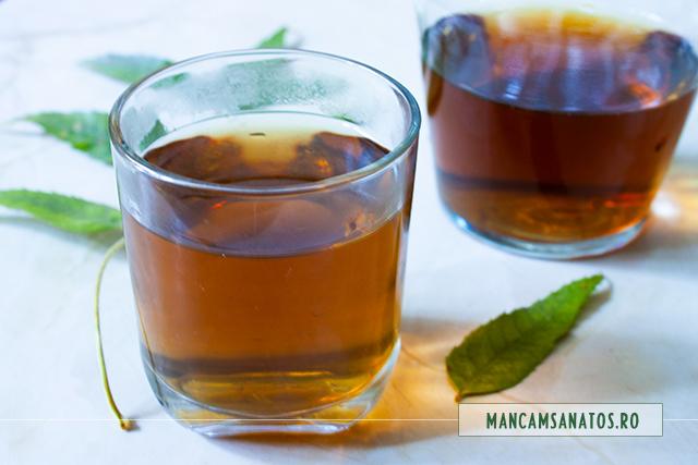 ceai de coacza negre si urzici, uscate