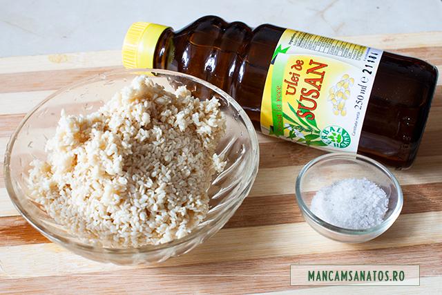 ingrediente pasta de susan (tahini)