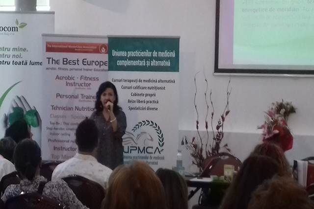 Liliana Stanciu-tehnici EFT-congres UPMCA-2019