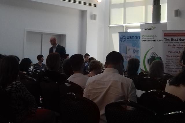 Mihai Cazan-nutritionist altfel-congres UPMCA-2019