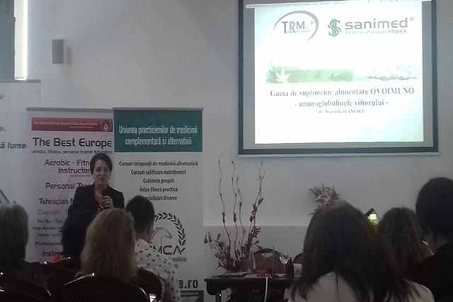 dr Marinela Ivanescu-Ovoimuno-Congres UPMCA 2019