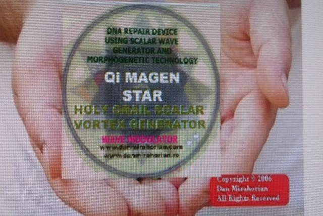 QI MAGEN STAR-generator