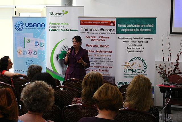 prof dr.RosemarieHaines-softspiritualboala-vindecarea-CongresUPMCA2019