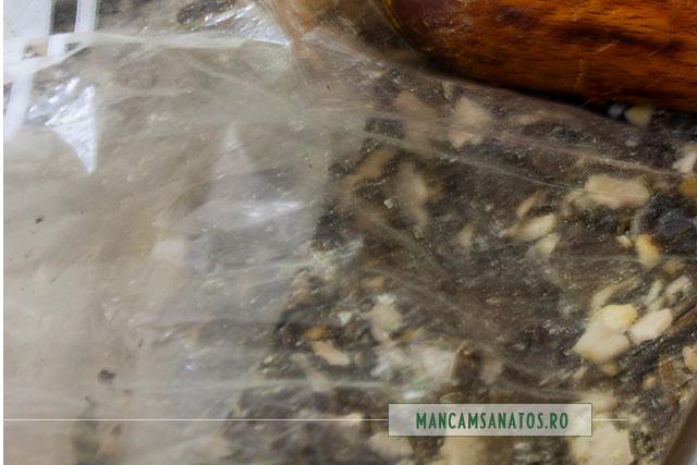 seminte de dovleac zdrobite, pentru buseuri rawvegane cu seminte de dovleac si corcoduse